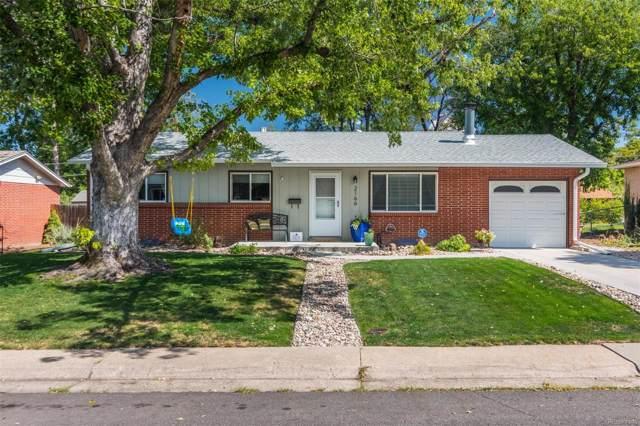2166 S Osceola Street, Denver, CO 80219 (MLS #8883316) :: Bliss Realty Group
