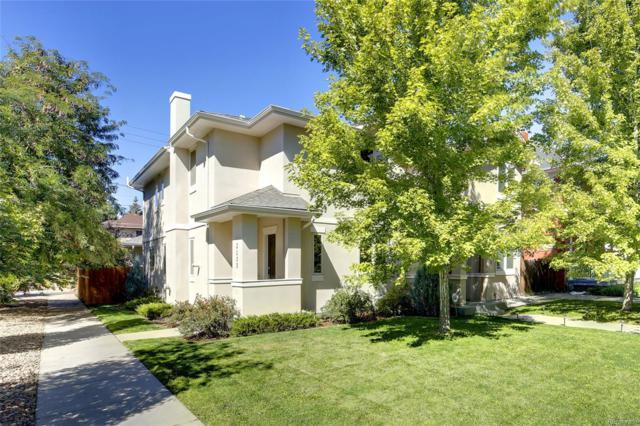 2135 E 27th Avenue, Denver, CO 80205 (MLS #8883949) :: Kittle Real Estate