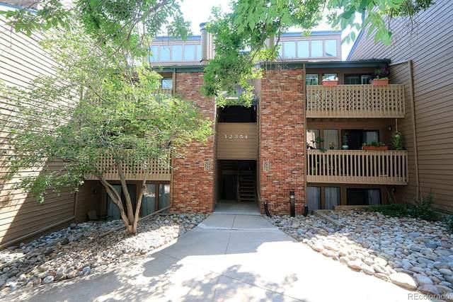 12354 W Nevada Place #303, Lakewood, CO 80228 (#8884135) :: Venterra Real Estate LLC