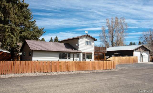887 Cleveland Street, Meeker, CO 81641 (#8884613) :: Compass Colorado Realty