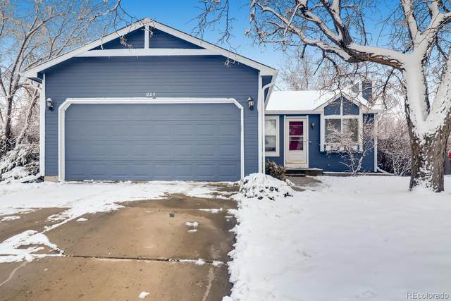 1805 Tyler Avenue, Longmont, CO 80501 (MLS #8884797) :: Kittle Real Estate