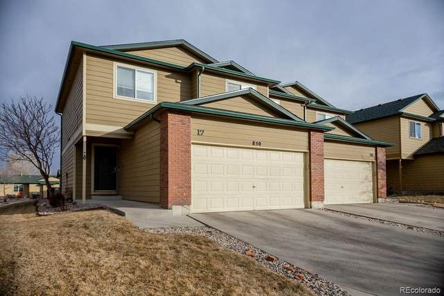 850 S Overland Trail #17, Fort Collins, CO 80521 (MLS #8884888) :: Re/Max Alliance