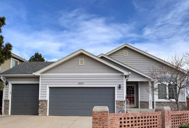 4290 S Deframe Street, Morrison, CO 80465 (MLS #8884950) :: 8z Real Estate