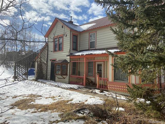127 E 11th Street, Leadville, CO 80461 (#8884962) :: The DeGrood Team