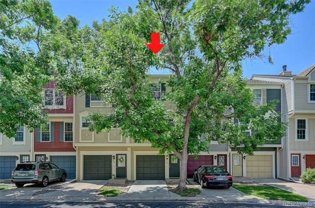 1699 S Trenton Street #110, Denver, CO 80231 (#8885120) :: Kimberly Austin Properties