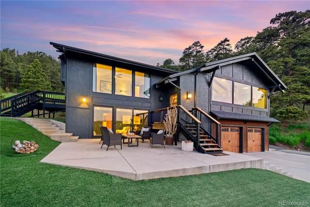 9019 Ute Drive, Golden, CO 80403 (#8885273) :: Wisdom Real Estate