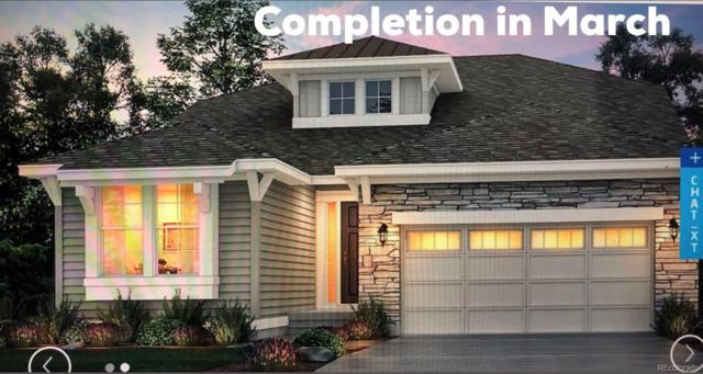 133 Back Nine Drive, Castle Pines, CO 80108 (#8885303) :: Colorado Team Real Estate