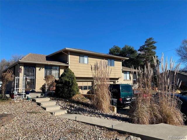 10935 W 45th Avenue, Wheat Ridge, CO 80033 (#8885509) :: Portenga Properties