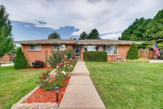 1515 S Marshall Street, Lakewood, CO 80232 (#8885549) :: Structure CO Group