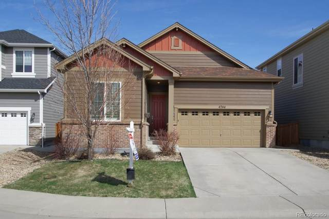 4744 S Routt Court, Littleton, CO 80127 (#8885664) :: The DeGrood Team
