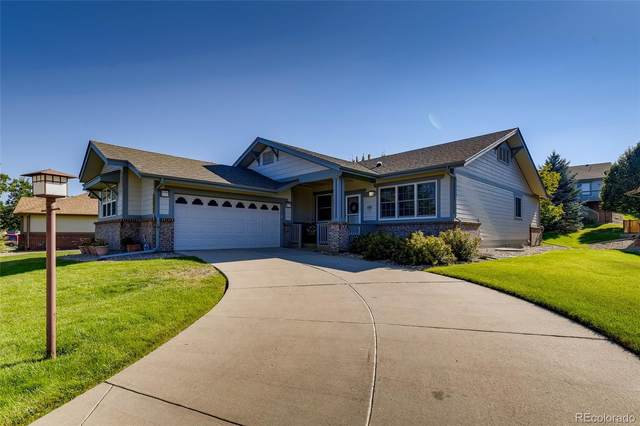 23700 E Otero Drive, Aurora, CO 80016 (#8886004) :: Bring Home Denver with Keller Williams Downtown Realty LLC