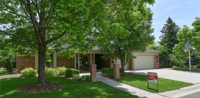 69 Spyglass Drive, Littleton, CO 80123 (#8886223) :: Hometrackr Denver