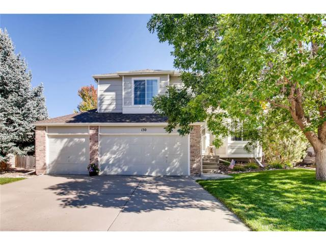 130 Chatfield Avenue, Castle Rock, CO 80104 (#8886375) :: The Sold By Simmons Team