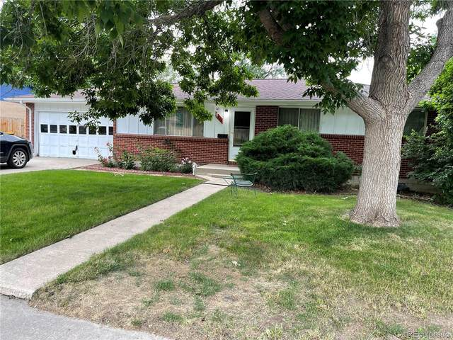6098 Balsam Street, Arvada, CO 80004 (#8886376) :: Finch & Gable Real Estate Co.