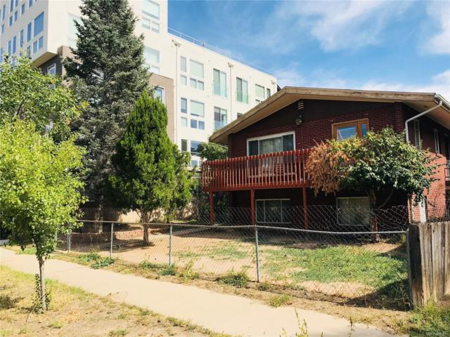 318 S Lafayette Street, Denver, CO 80209 (#8886541) :: The Griffith Home Team