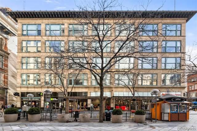 720 16th Street #311, Denver, CO 80202 (MLS #8886598) :: 8z Real Estate
