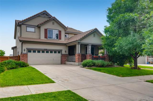 17150 E 104th Place, Commerce City, CO 80022 (#8886648) :: The Colorado Foothills Team | Berkshire Hathaway Elevated Living Real Estate