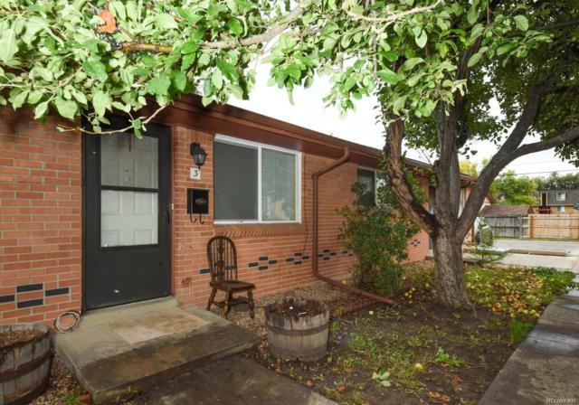 10322 W 59th Unit 3 Avenue, Arvada, CO 80004 (#8886892) :: The Dixon Group