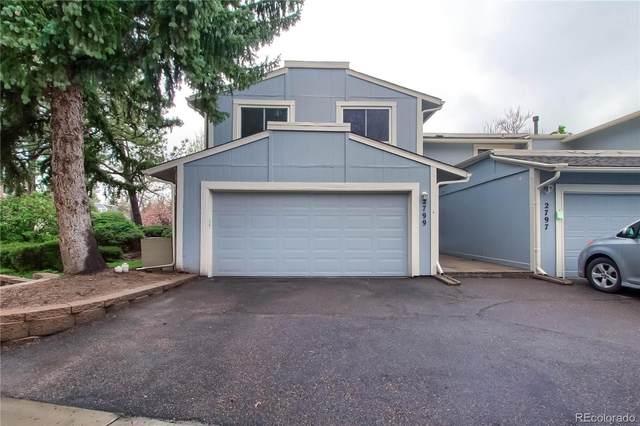 2799 S Lansing Way, Aurora, CO 80014 (#8887085) :: Mile High Luxury Real Estate