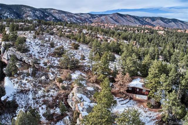 5950 S Pike Drive, Larkspur, CO 80118 (#8887424) :: The Scott Futa Home Team