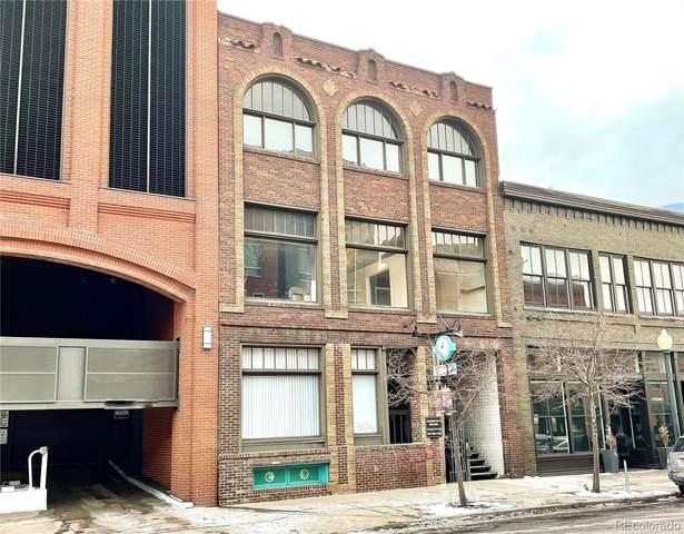 1834 Blake Street, Denver, CO 80202 (#8888157) :: Finch & Gable Real Estate Co.