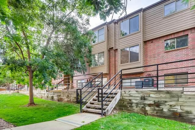 316 Wright Street #201, Lakewood, CO 80228 (#8888321) :: Kimberly Austin Properties