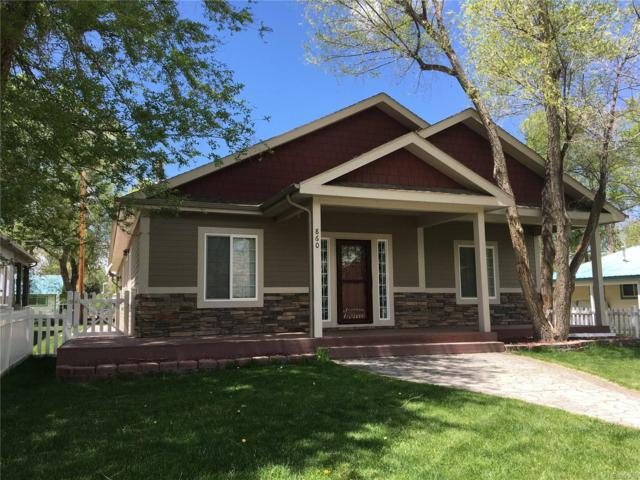 860 Tucker Street, Craig, CO 81625 (#8888343) :: Compass Colorado Realty