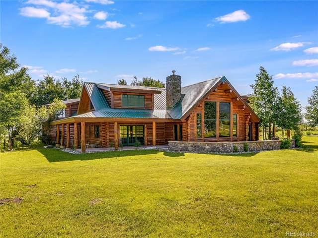 450 County Road 141, Westcliffe, CO 81252 (MLS #8888437) :: 8z Real Estate