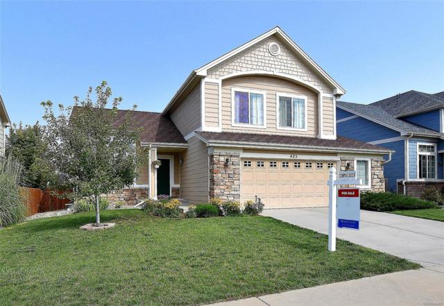 425 Expedition Lane, Johnstown, CO 80534 (#8888881) :: The Griffith Home Team