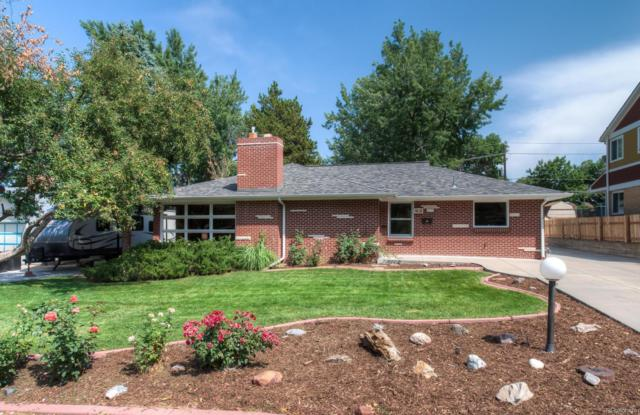 4170 Carr Street, Wheat Ridge, CO 80033 (#8889089) :: The Peak Properties Group