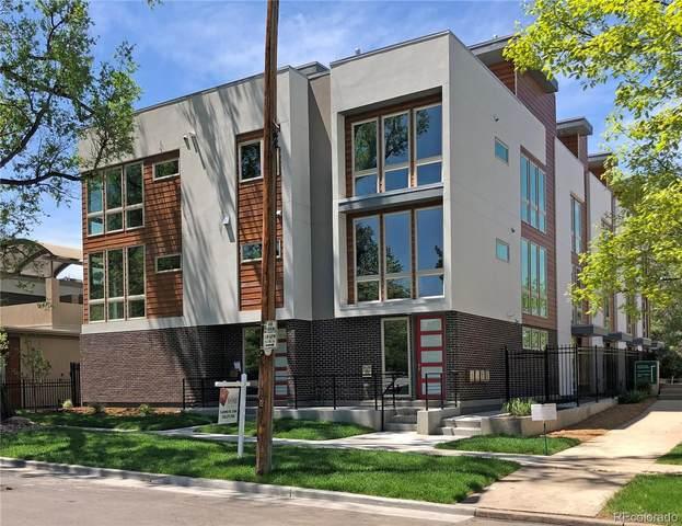 871 Delaware Street, Denver, CO 80204 (MLS #8889450) :: 8z Real Estate