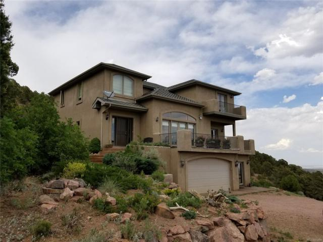 15430 Cuerno Verde View, Colorado Springs, CO 80926 (MLS #8889454) :: 8z Real Estate