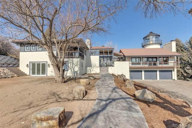 14322 W Belleview Avenue, Morrison, CO 80465 (MLS #8889810) :: 8z Real Estate