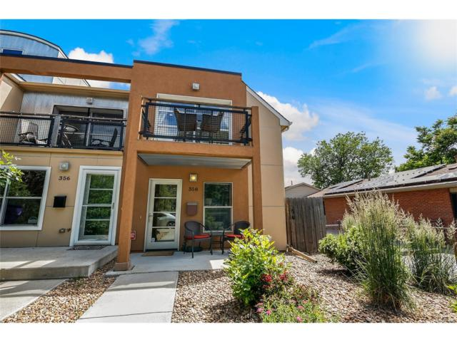 358 W Archer Place, Denver, CO 80223 (#8889918) :: Thrive Real Estate Group