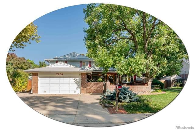 7638 S Cedar Circle, Littleton, CO 80120 (MLS #8890535) :: 8z Real Estate