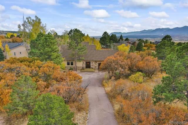 1250 Meadowlake Way, Monument, CO 80132 (#8890654) :: iHomes Colorado