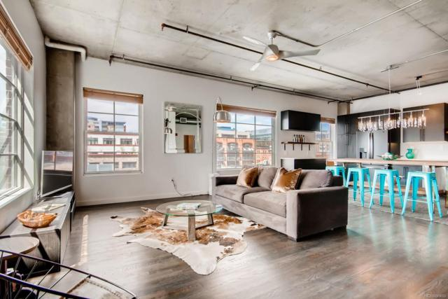 1499 Blake Street 5N, Denver, CO 80202 (#8890702) :: Bring Home Denver with Keller Williams Downtown Realty LLC