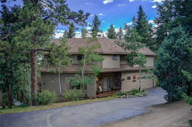 23072 Pinecrest Road, Golden, CO 80401 (MLS #8890836) :: 8z Real Estate