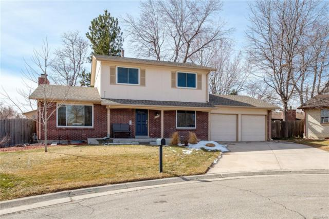 6440 W 83rd Place, Arvada, CO 80003 (#8891304) :: The Griffith Home Team