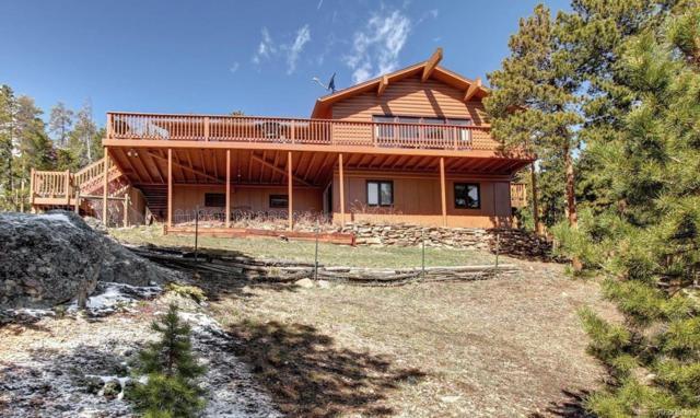 1776 Aspen Drive, Evergreen, CO 80439 (#8892001) :: House Hunters Colorado