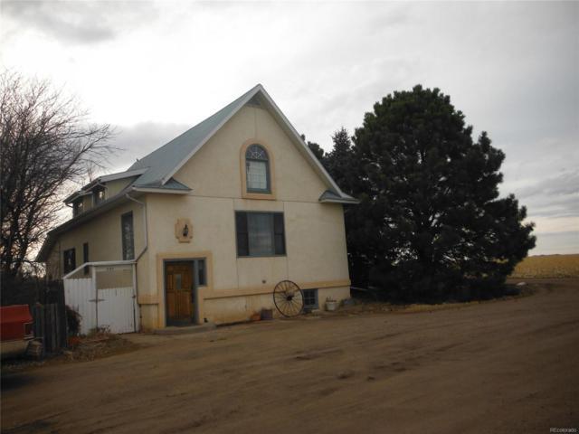 321 Church Street, Arriba, CO 80804 (#8892173) :: The Heyl Group at Keller Williams