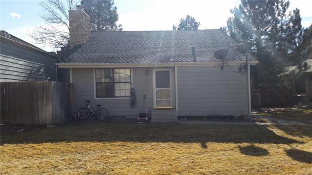 11943 E Cornell Circle, Aurora, CO 80014 (MLS #8892245) :: 8z Real Estate