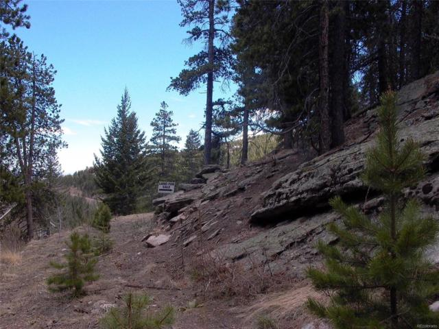 0 Hy Vu Drive, Evergreen, CO 80439 (MLS #8892248) :: 8z Real Estate