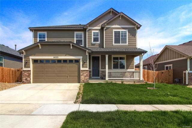 16323 E 100th Way, Commerce City, CO 80022 (#8892512) :: The DeGrood Team