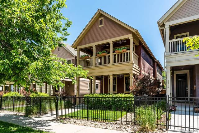 2218 N Washington Street, Denver, CO 80205 (#8893029) :: The DeGrood Team