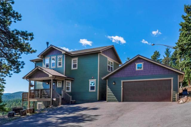 10111 Blue Sky Trail, Conifer, CO 80433 (#8893134) :: The DeGrood Team