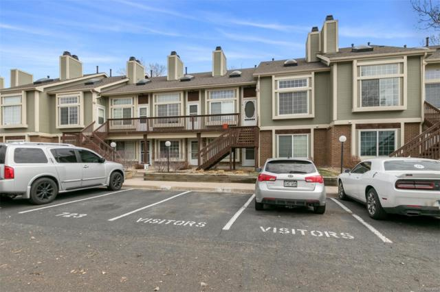 1885 S Quebec Way A27, Denver, CO 80231 (#8893375) :: The Heyl Group at Keller Williams