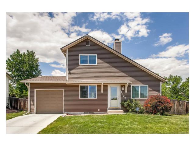 6327 S Johnson Street, Littleton, CO 80123 (MLS #8893465) :: 8z Real Estate