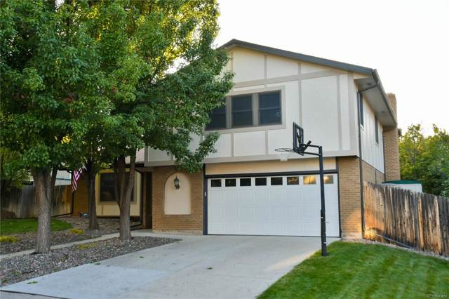 7263 S Yarrow Way, Littleton, CO 80128 (#8893550) :: The Gilbert Group