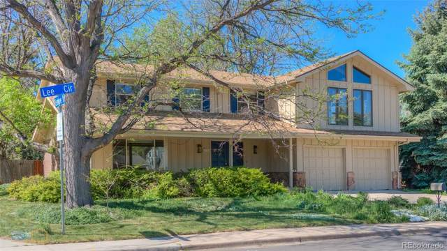 4730 Lee Circle, Boulder, CO 80303 (#8893821) :: The Peak Properties Group